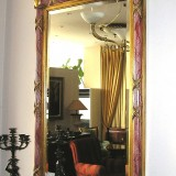 Mirror - Patinated