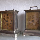Antiques collectibles clocks