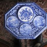 Collectible porcelain antique
