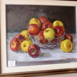 Original Oil Painting - Fruit