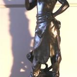 Blacksmith - Bronze figurine