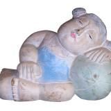 Chinese Girl figurine