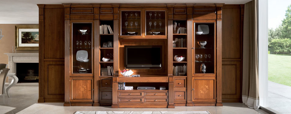 Custom made – Wall units